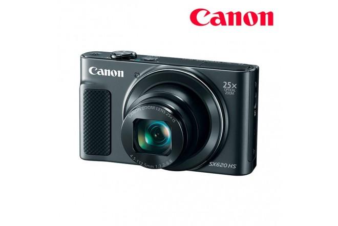 """Cámara Canon Semiprofesional SX620 HS """"Negra"""
