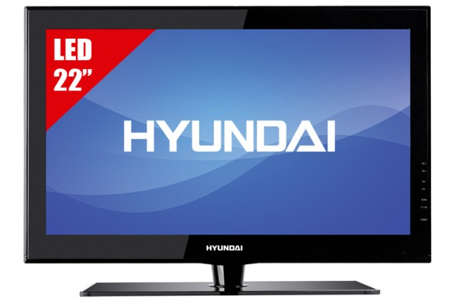 "TV 22"" LED HYUNDAI HY228F FHD"