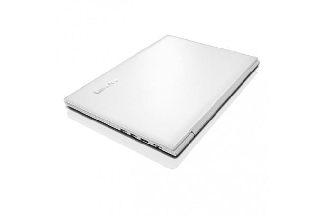 "Portátil LENOVO idea 510s Core i3 14"" Plata/Blanco"