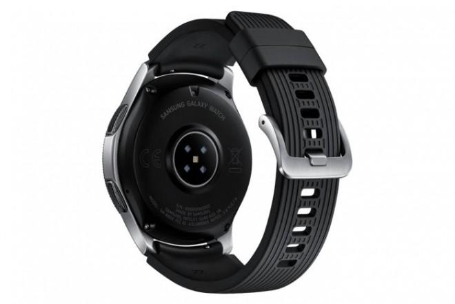 Reloj SAMSUNG Galaxy Watch LTE 46MM Plateado-6