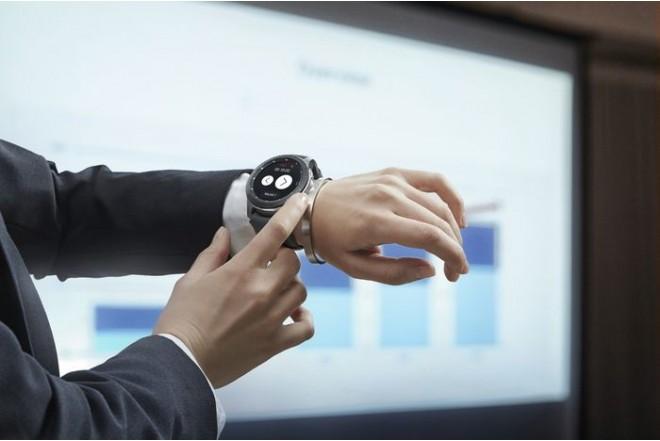 Reloj SAMSUNG Galaxy Watch LTE 46MM Plateado-3