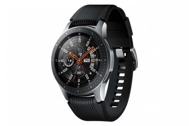 Reloj SAMSUNG Galaxy Watch LTE 46MM Plateado-5