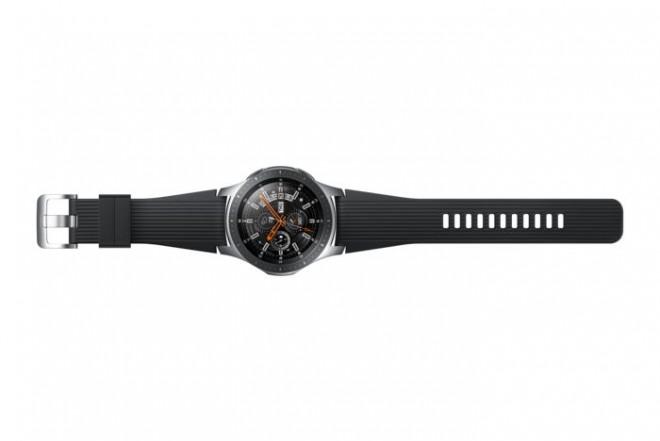 Reloj SAMSUNG Galaxy Watch LTE 46MM Plateado-7