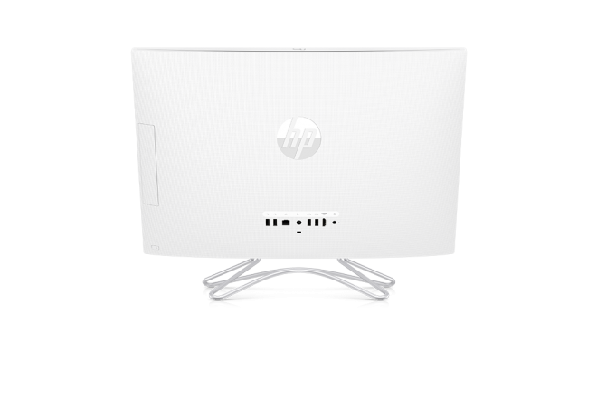 "Computador All in one HP 24-f103la AMD R3 Disco Duro 1 TB + 256 GB Disco Estado Sólido - 23.8"" Pulgadas Blanco 5"
