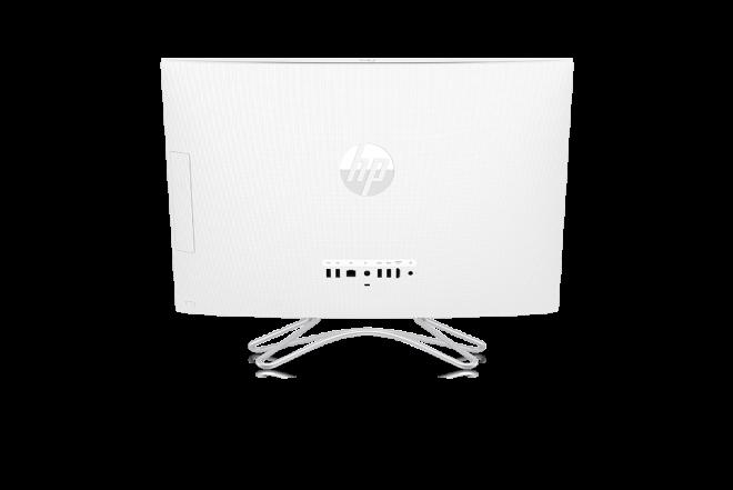 """Computador All in one HP 24-f102la AMD R3  Disco Duro 1 TB + 128 GB Disco Estado Sólido - 23.8"""" Pulgadas Blanco 5"""
