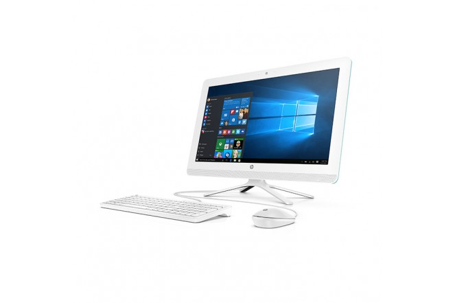 "PC All in One HP 20-C003 19.5"" Pentium® Blanco"