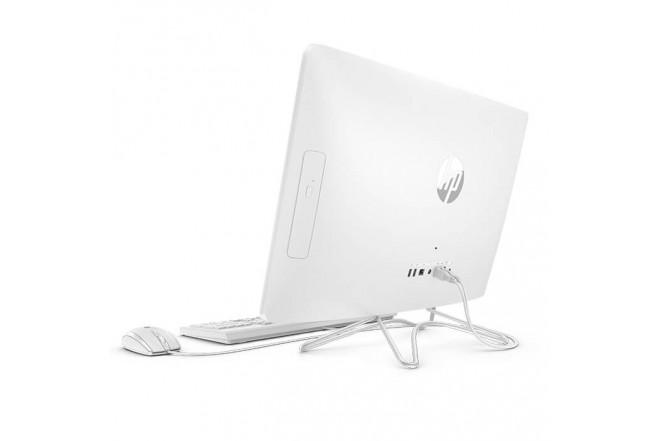 """PC All in One HP- 24-E007LA - Intel Pentium - 23.8"""" Pulgadas – Disco Duro 1Tb – Blanco"""