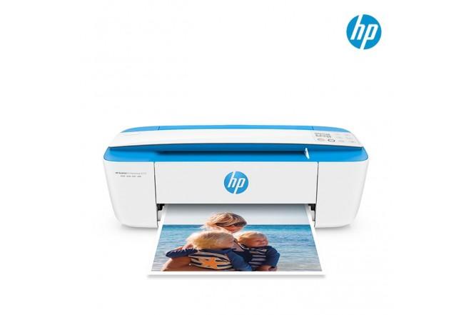 Impresora Multifuncional HP DeskJet Ink 3775 Azul