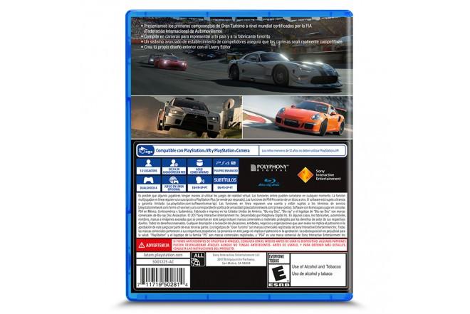 Videojuego PS4 Gran Turismo Sport-2