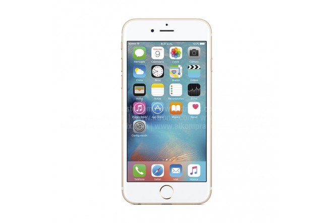 iPhone 6s 16GB Dorado 4G