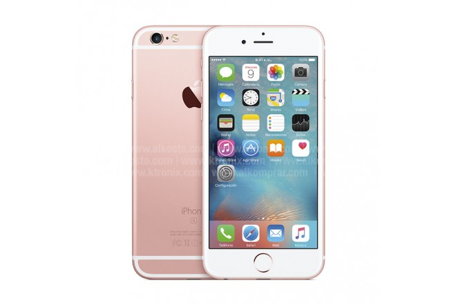 iPhone 6s 16GB Rosado 4G