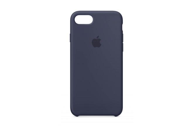 Case iPhone 8/7 Silicone Azul