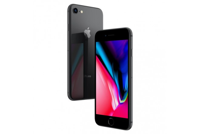 iPhone 8 64 GB SS Gris 4G