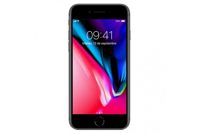 iPhone 8 256 GB SS Gris 4G