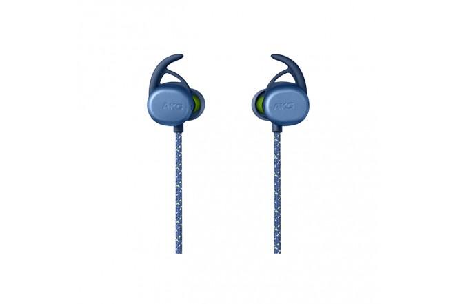 Audífonos AKG Inalambrico InEar N200 Azul 3