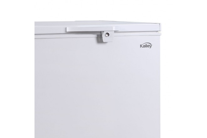 Congelador Horizontal KALLEY K-CH295L 290 LT Blanco2