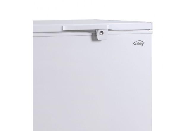 Congelador KALLEY Horizontal 295Lt K-CH295L02 Blanco2