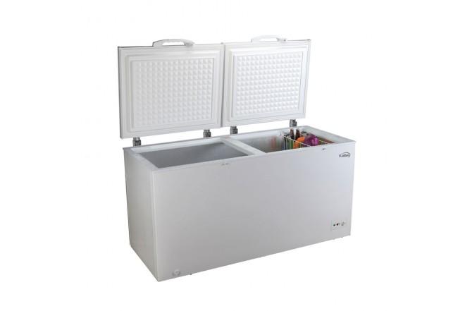 Congelador Horizontal KALLEY 512Lt K-CH512L Blanco2