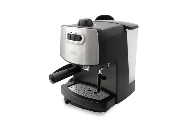 Cafetera Espresso KALLEY K-EX150 Negra