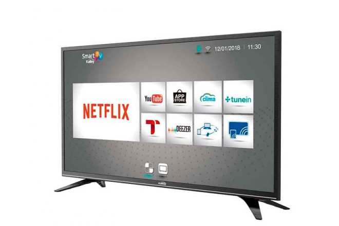 "TV 43"" 109cm KALLEY LED43FHDSPIn Internet"