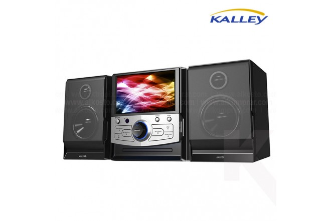Equipo Micro KALLEY  K-MCD501TV