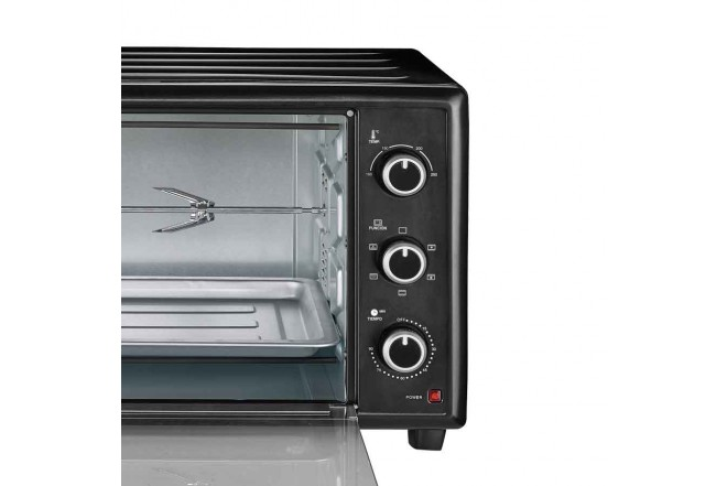 Horno Ele Kalley K-MHE46N close up