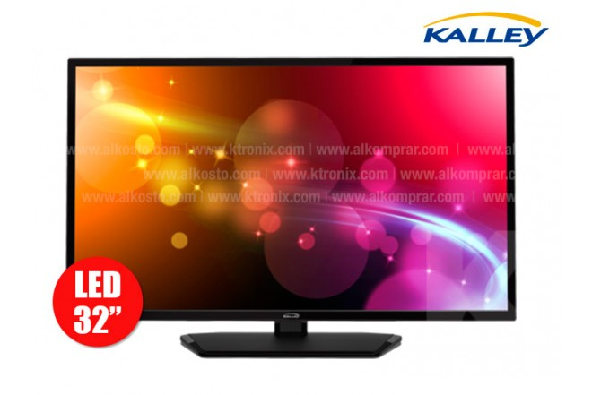 "TV 32"" 81 cm LED KALLEY K32 HD T2"