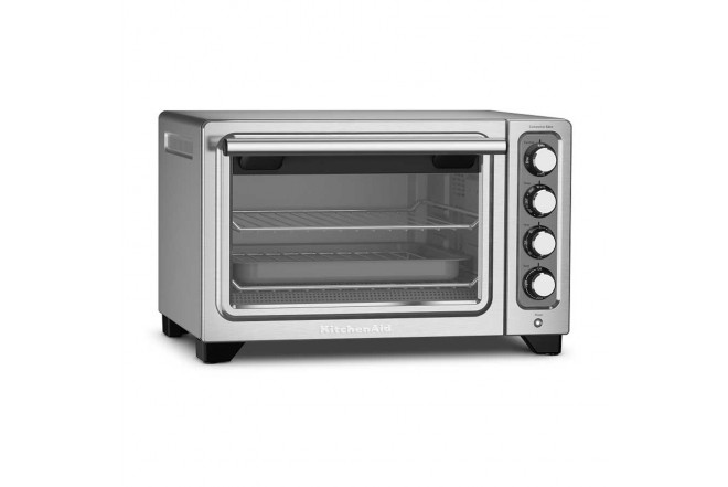 Horno Electrico KITCHENAID silver 12""