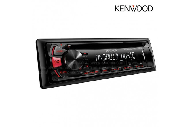 Radio Auto KENWOOD KDC-MP162U