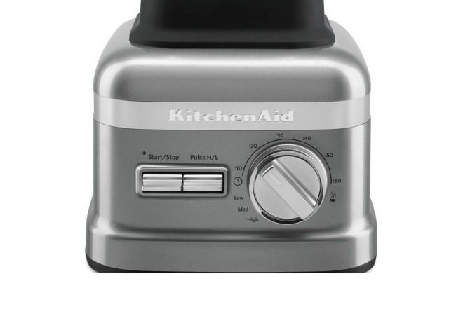 """Licuadora KITCHEN silver Comercial 8"""""""