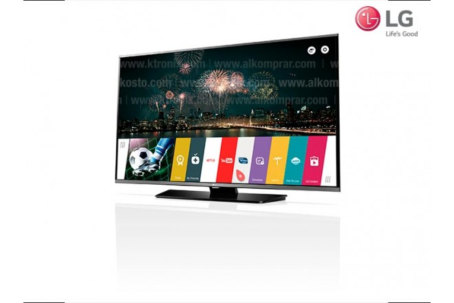"Tv 55 ""140 cm LED LG 55LF635T Full HD Internet"