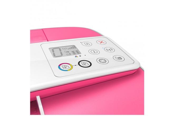 Multifuncional HP DJ 3785 Rosa9