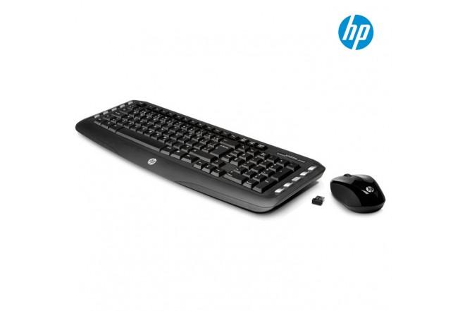 Teclado HP Wireless Classic Desktop