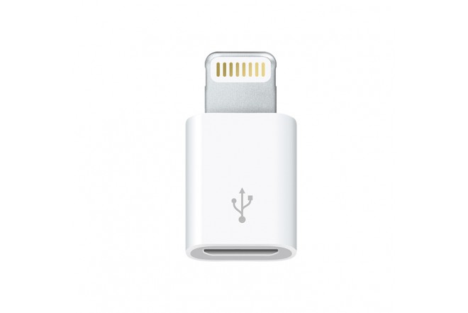 Adaptador/conec Lighting-Micro USB