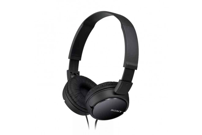 Audífonos de diadema SONY MDR-ZX110 Negros