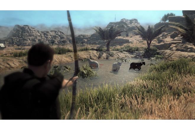 Videojuego PS4 Metal Gear Survive