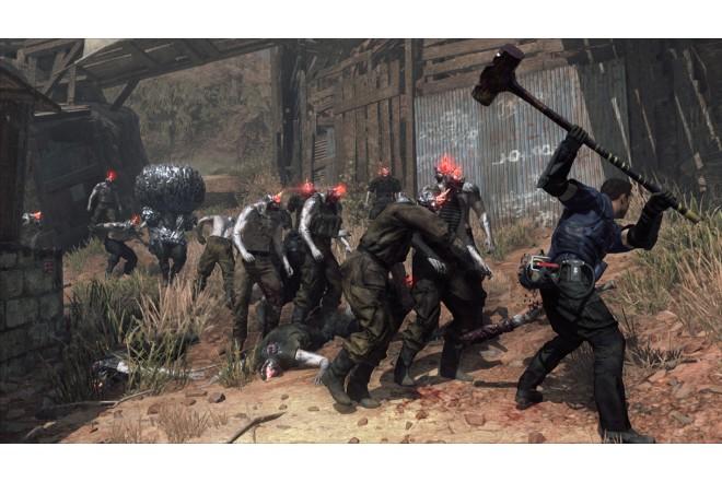 Videojuego PS4 Metal Gear Survive-5