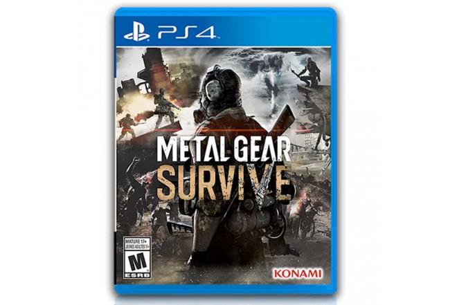 Videojuego PS4 Metal Gear Survive-3