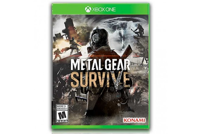 Videojuego XBOX ONE Metal Gear Survive