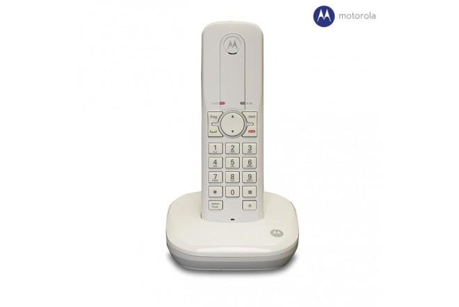 Teléfono inalámbrico MOTOROLA M 400 Blanco