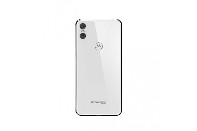 Celular MOTOROLA One DS 4G Blanco