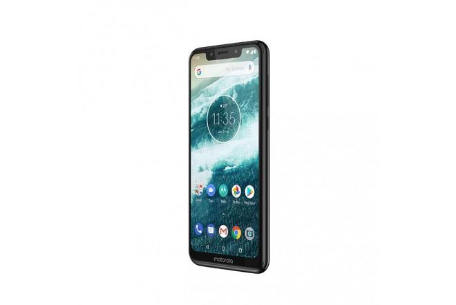 Celular MOTOROLA One + Audífonos DS 4G Negro