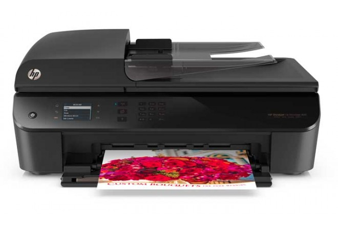 Multifuncional HP 4645 + Tintas
