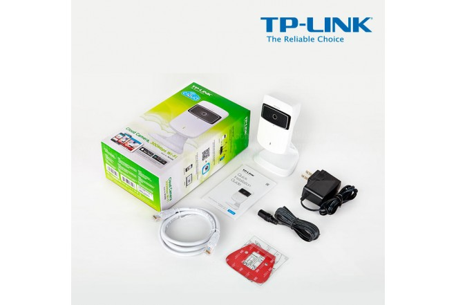 Cámara TP-LINK Cloud Wifi N300