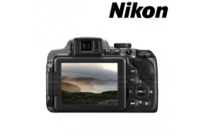 Cámara NIKON Semiprofesional P610 Negro +Estuche + Memoria 8GB