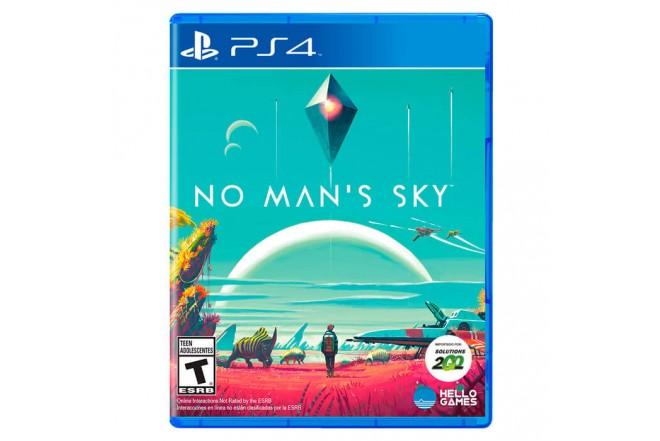 Videojuego PS4 No Man´s Sky