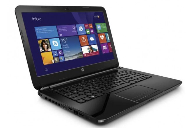 Notebook HP 14 - R012LA