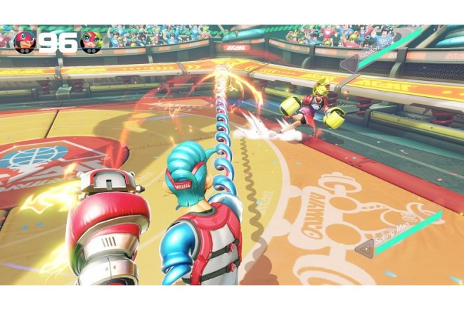 Videojuego SWITCH ARMS-6
