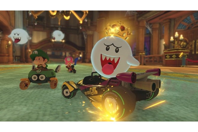 Videojuego SWITCH Mario Kart 8 Deluxe