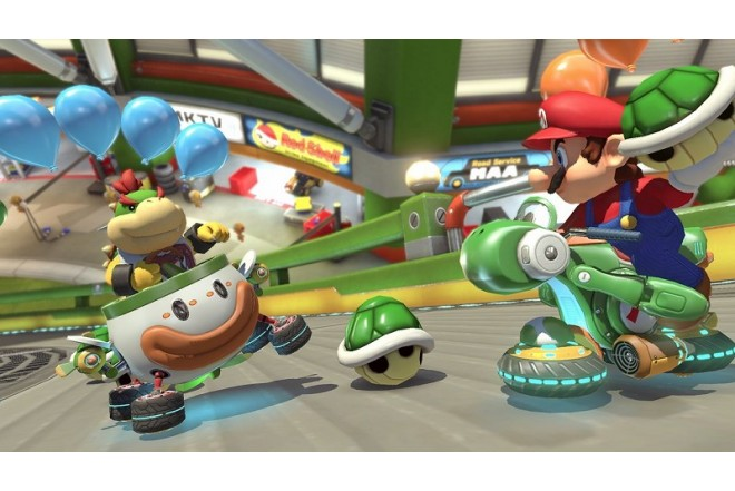 Videojuego SWITCH Mario Kart 8 Deluxe-4